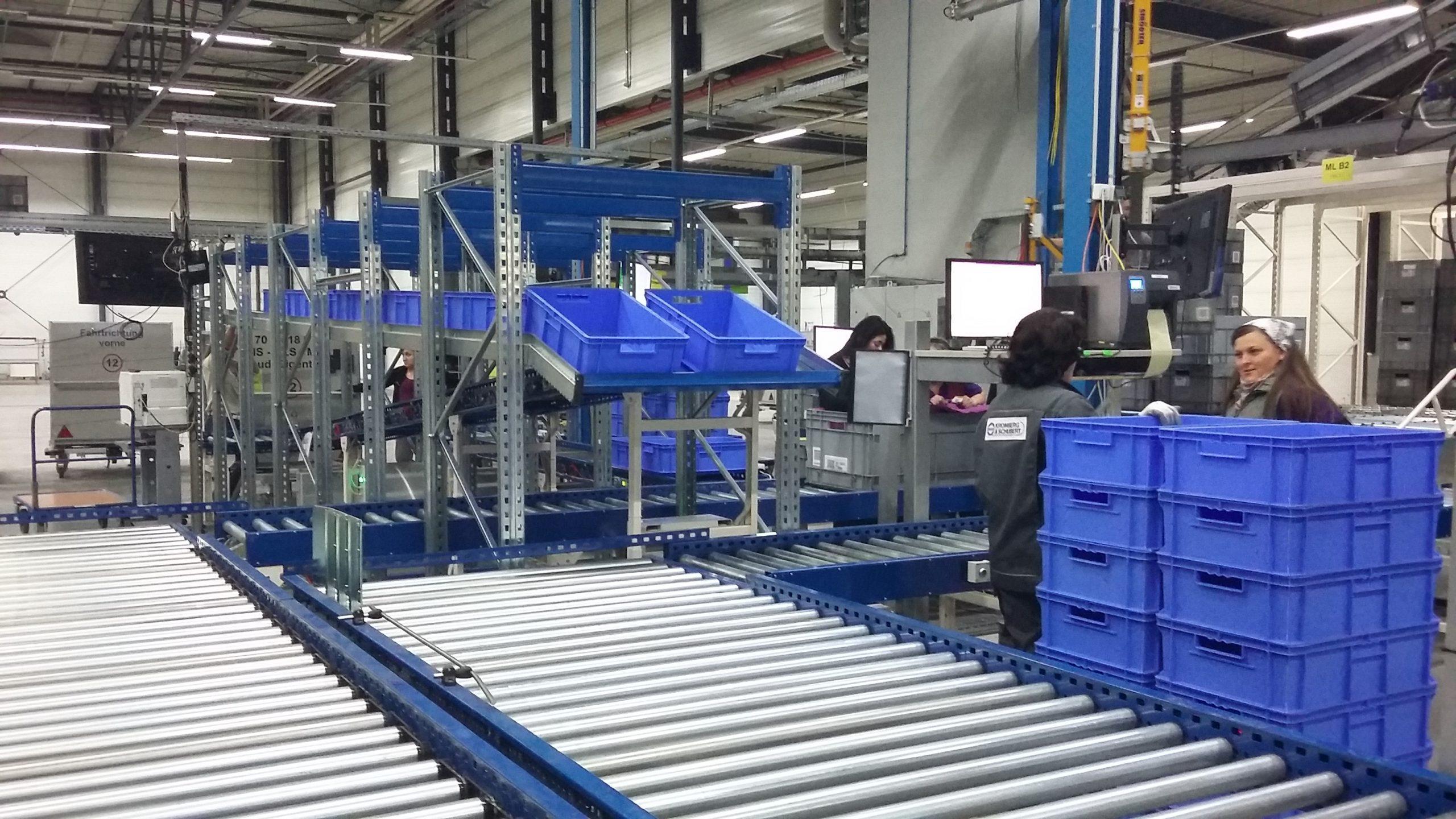 Автоматизація виробничого складу Kromberg & Schubert - 1 - kapelou.com
