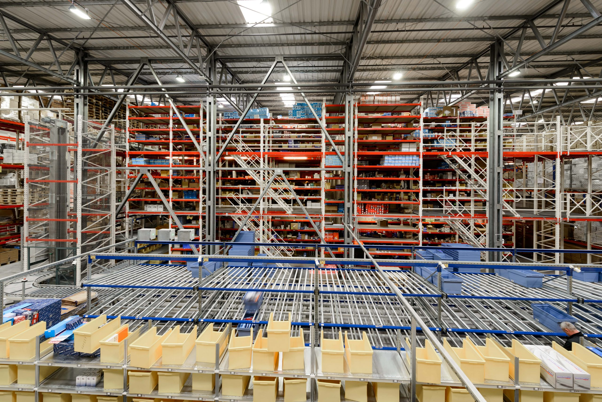 Warehouse automation for BUSMARKET, distributor of automotive components - 16 - kapelou.com