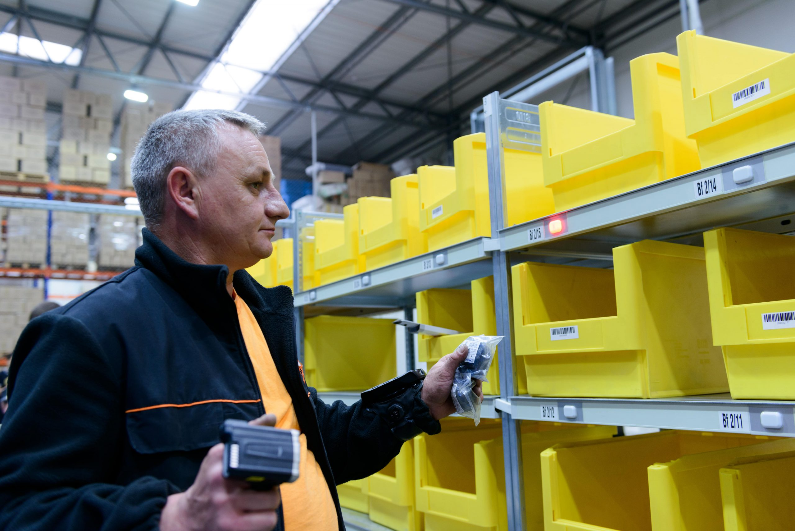 Warehouse automation for BUSMARKET, distributor of automotive components - 15 - kapelou.com