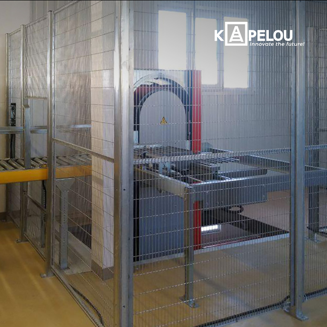 Automation of production and finished goods warehouse - 4 - kapelou.com