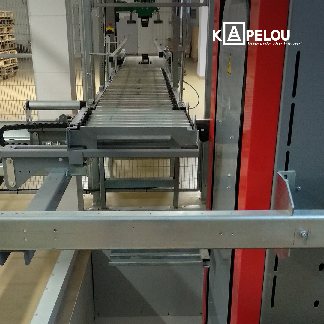 Automation of production and finished goods warehouse - 1 - kapelou.com