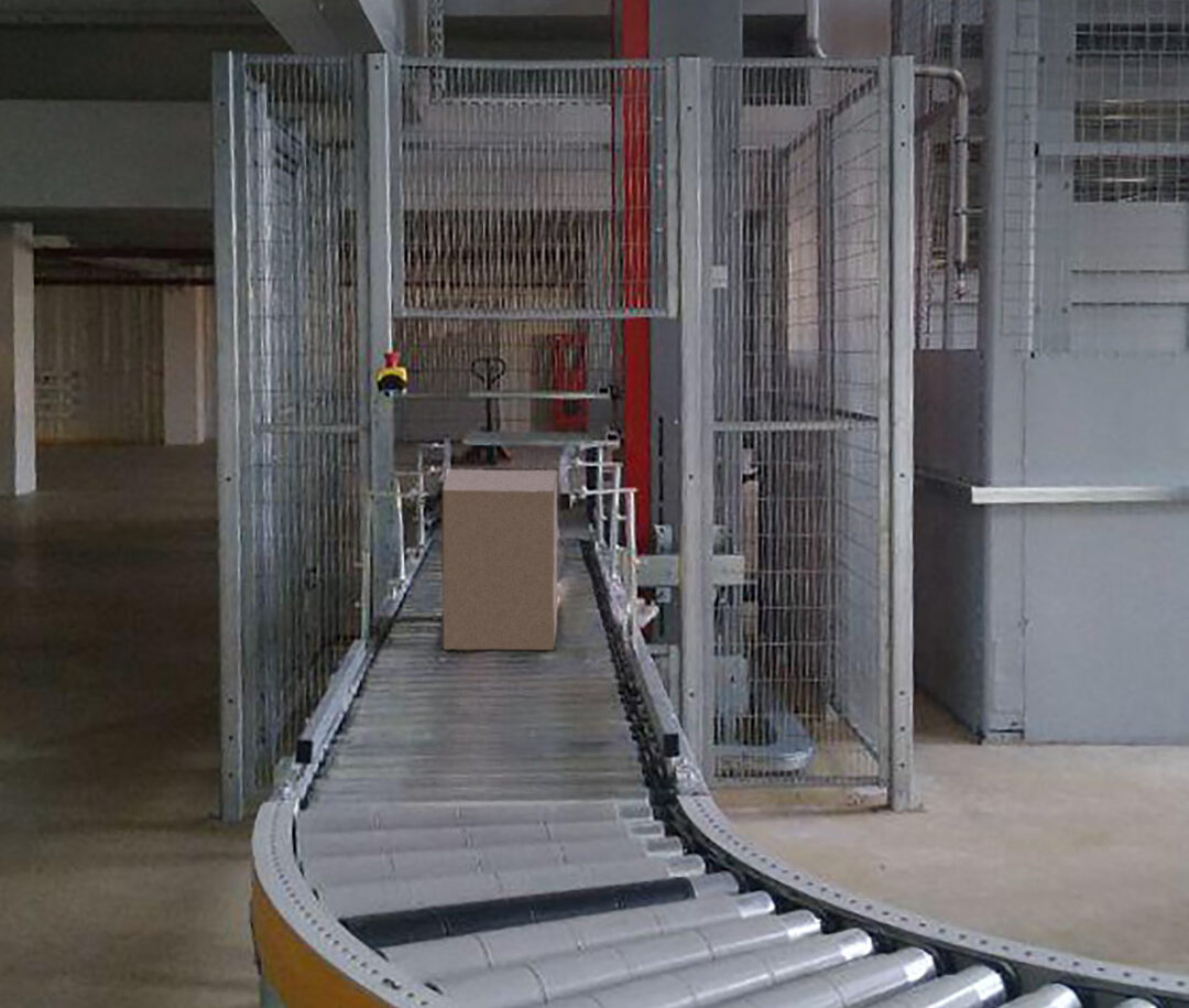 Automation of production and finished goods warehouse - 3 - kapelou.com