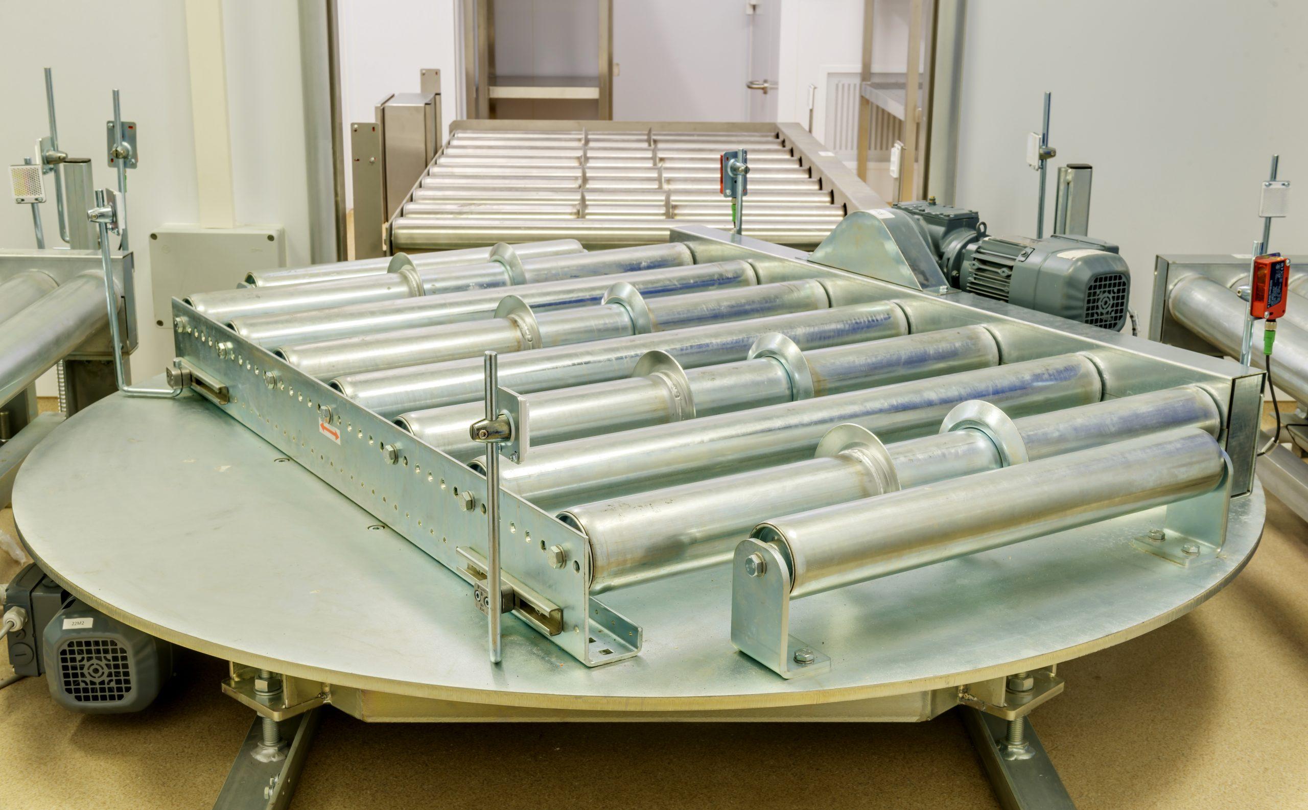 Приводной конвейер для палет - 9 - kapelou.com