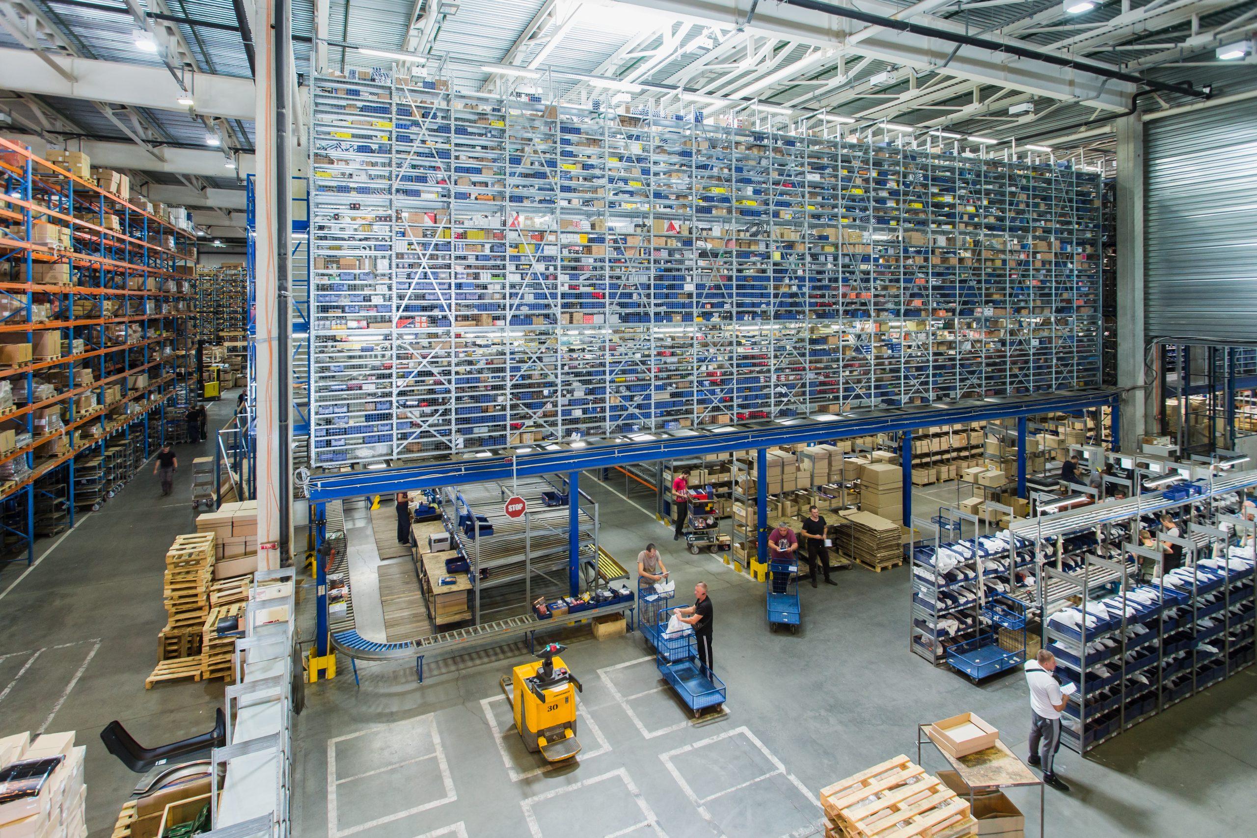 Автоматизація складської площі OMEGA, оператора ринку автокомпонентів - 0 - kapelou.com