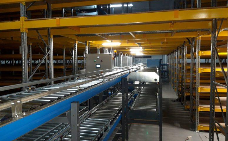 Complete automation of AutoDimService warehouse - 13 - kapelou.com