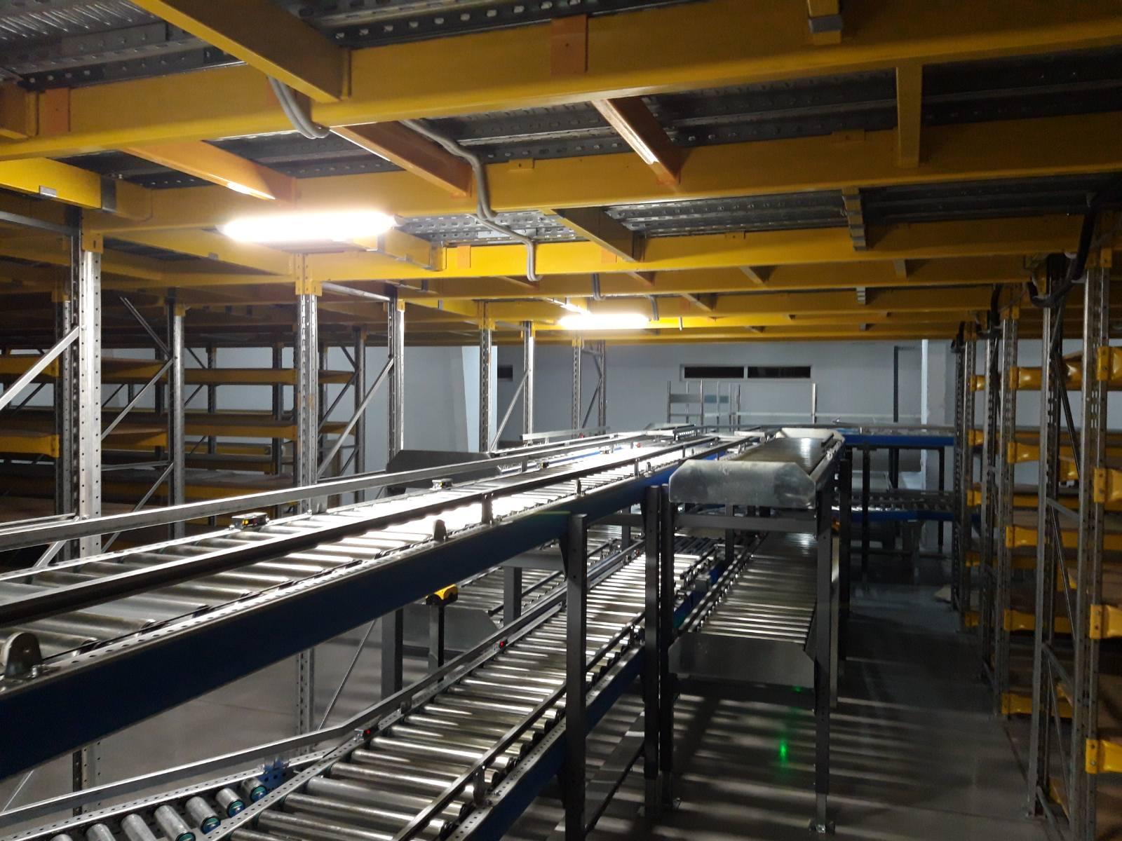 Complete automation of AutoDimService warehouse - 8 - kapelou.com