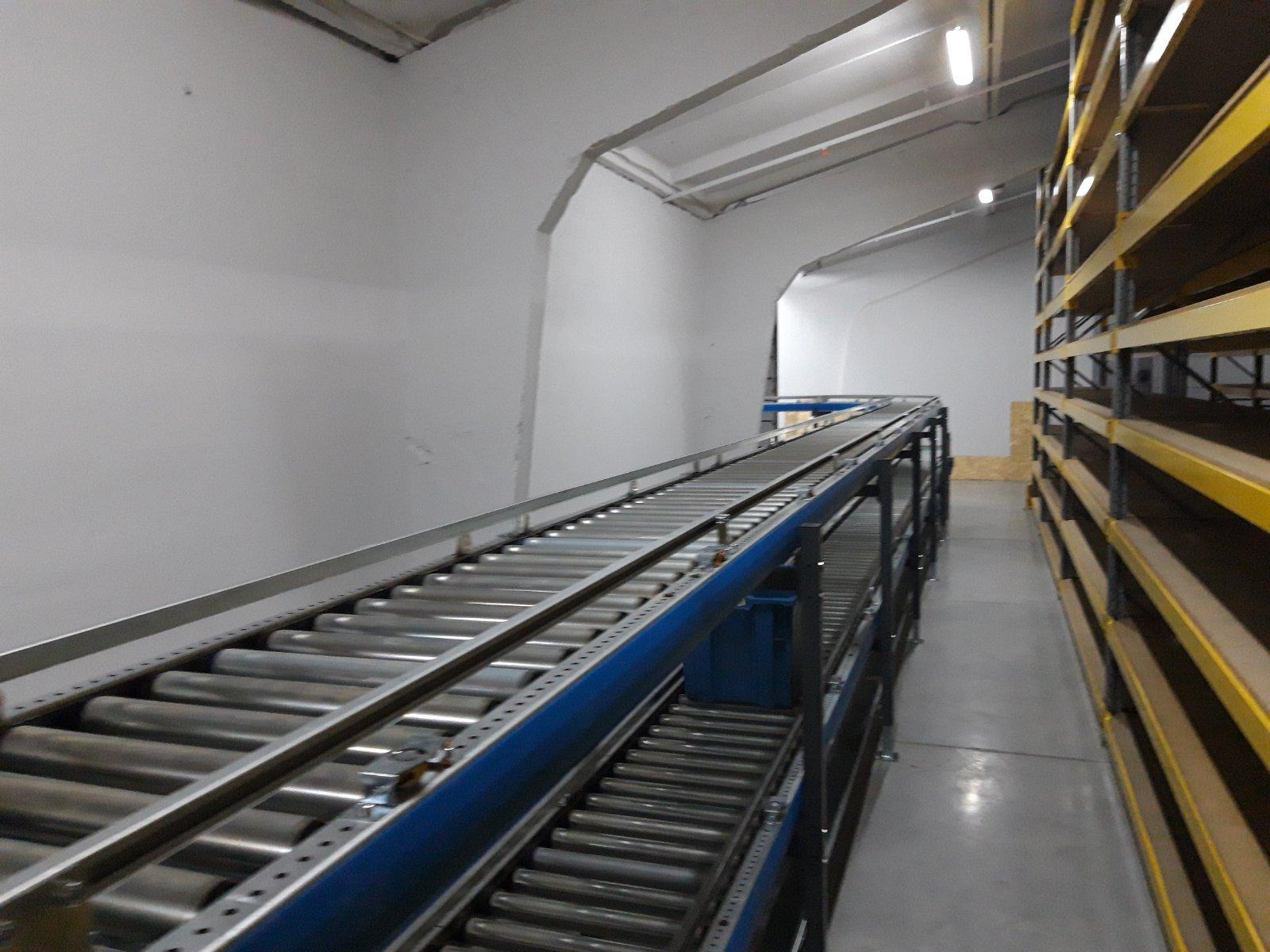 Complete automation of AutoDimService warehouse - 9 - kapelou.com