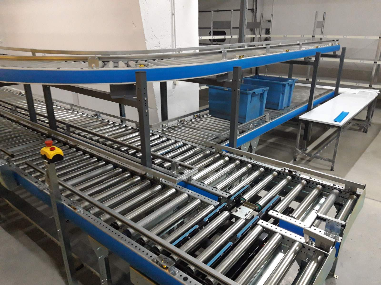 Complete automation of AutoDimService warehouse - 10 - kapelou.com