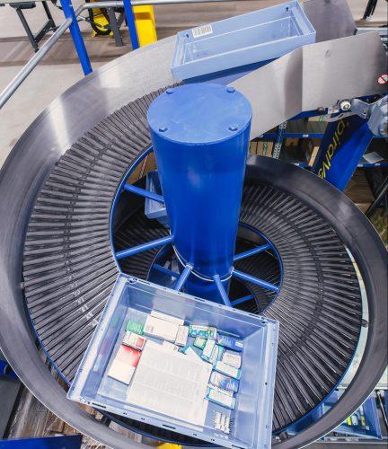 Spiral conveyor - 8 - kapelou.com