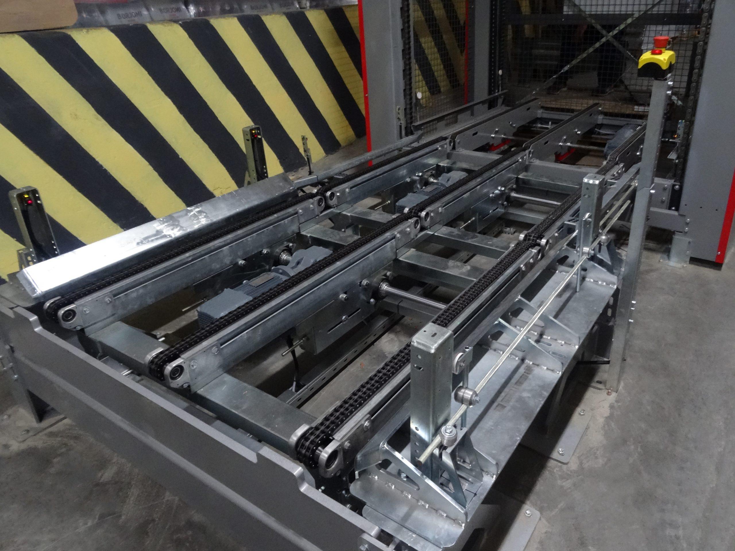 Вертикальный конвейер для палет - 12 - kapelou.com