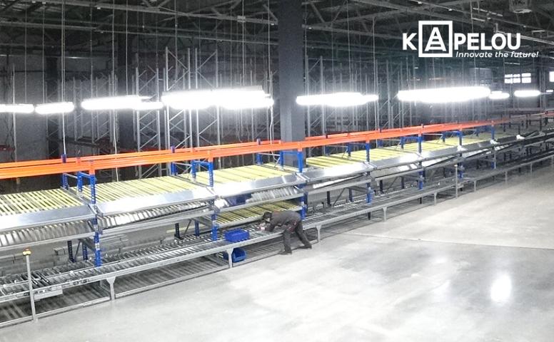 Warehouse automation of the Belarusian pharmaceutical distributor KOMFARM - 3 - kapelou.com