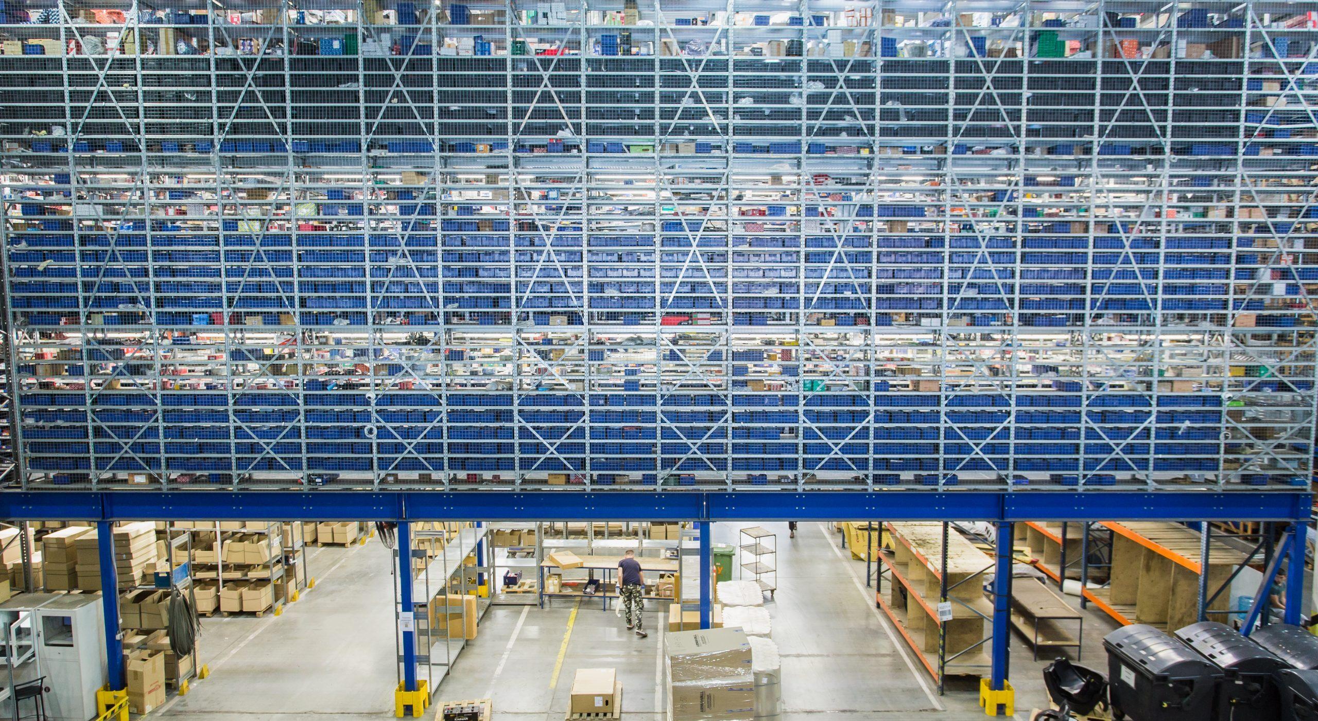 Автоматизація складської площі OMEGA, оператора ринку автокомпонентів - 5 - kapelou.com