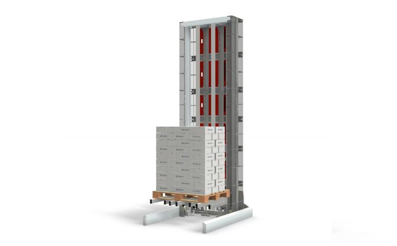 Вертикальный конвейер для палет - 10 - kapelou.com