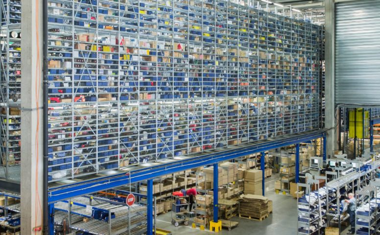 Warehouse automation for OMEGA, operator in the automotive components market - 11 - kapelou.com