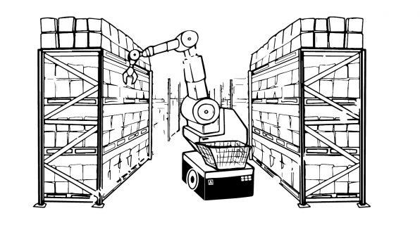 People and robots — a revolutionary modernization of an automobile parts distributor - 8 - kapelou.com