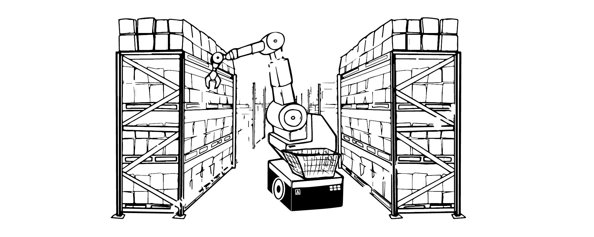 Люди и роботы – революционная модернизация дистрибьютора автозапчастей - 8 - kapelou.com