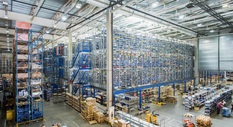 Автоматизація складської площі OMEGA, оператора ринку автокомпонентів - 4 - kapelou.com