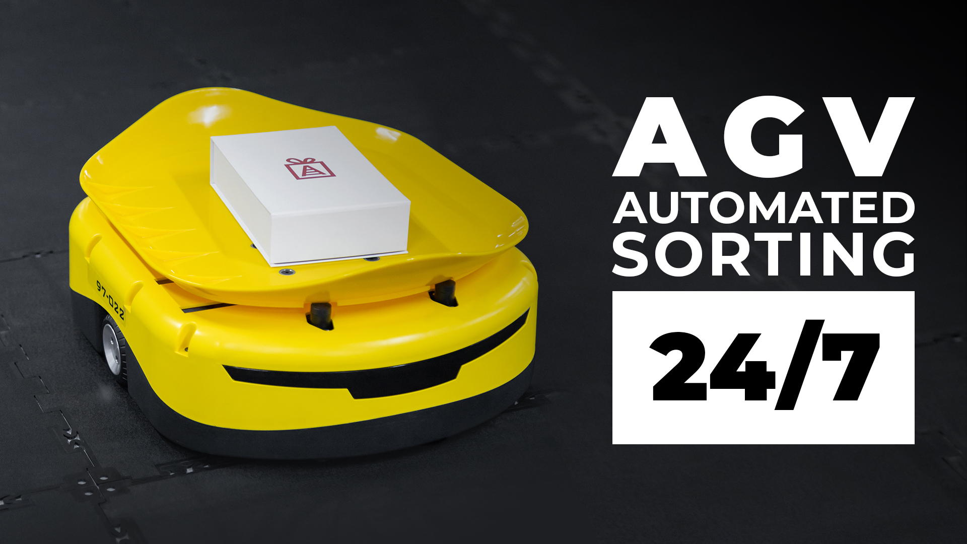 AGV. How to set up automatic sorting in the warehouse 24/7? - 8 - kapelou.com