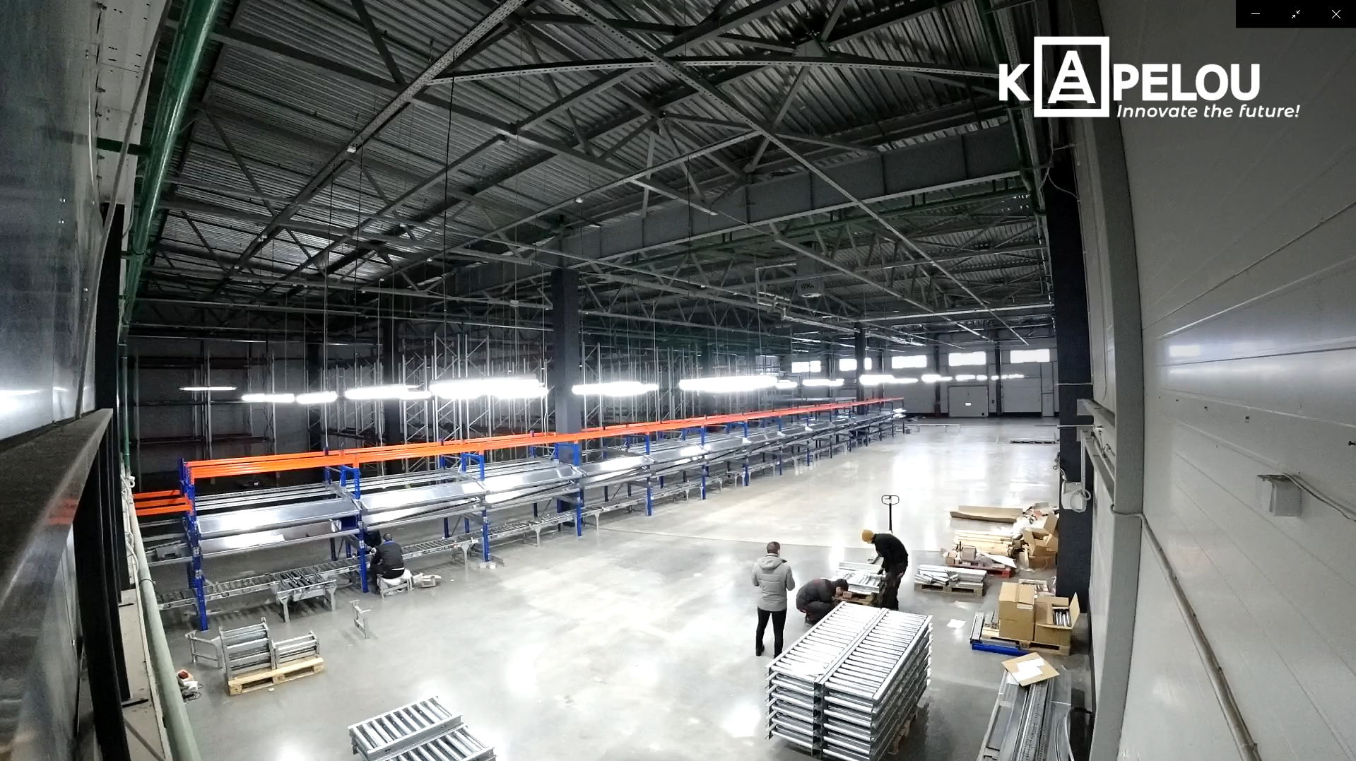 Warehouse automation of the Belarusian pharmaceutical distributor KOMFARM - 8 - kapelou.com