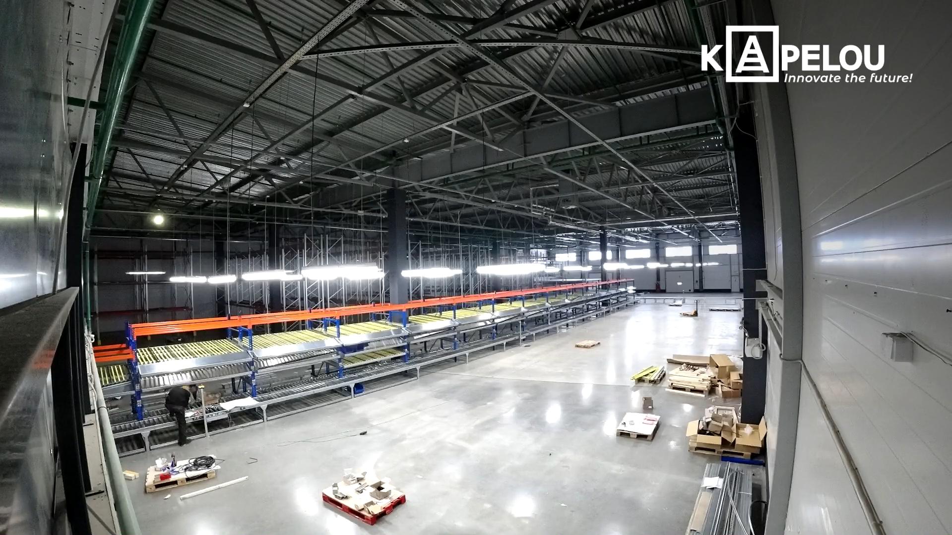Warehouse automation of the Belarusian pharmaceutical distributor KOMFARM - 1 - kapelou.com