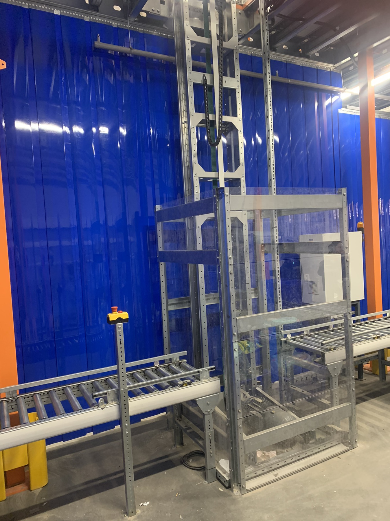 Automation of an Online Order Pick-up Centre for Epicentr K - 1 - kapelou.com