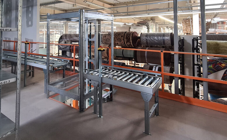 Automation of Pickup point and three times faster warehouse operation - 12 - kapelou.com