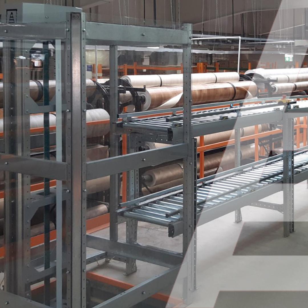 6 метров вертикального конвейера в ЦВЗ для перемещения 2000 коробок в час - 0 - kapelou.com