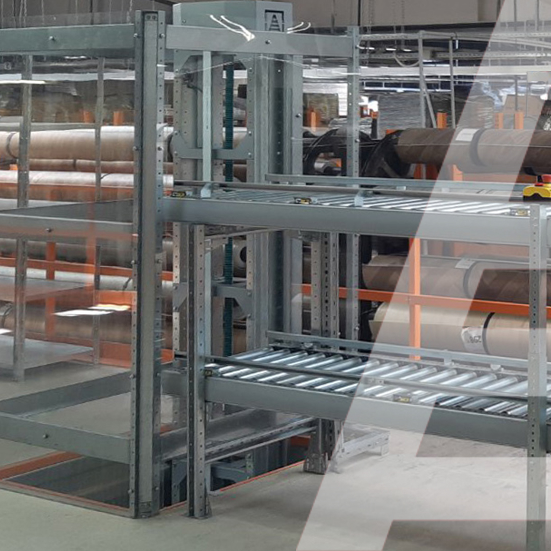 6 метров вертикального конвейера в ЦВЗ для перемещения 2000 коробок в час - 2 - kapelou.com
