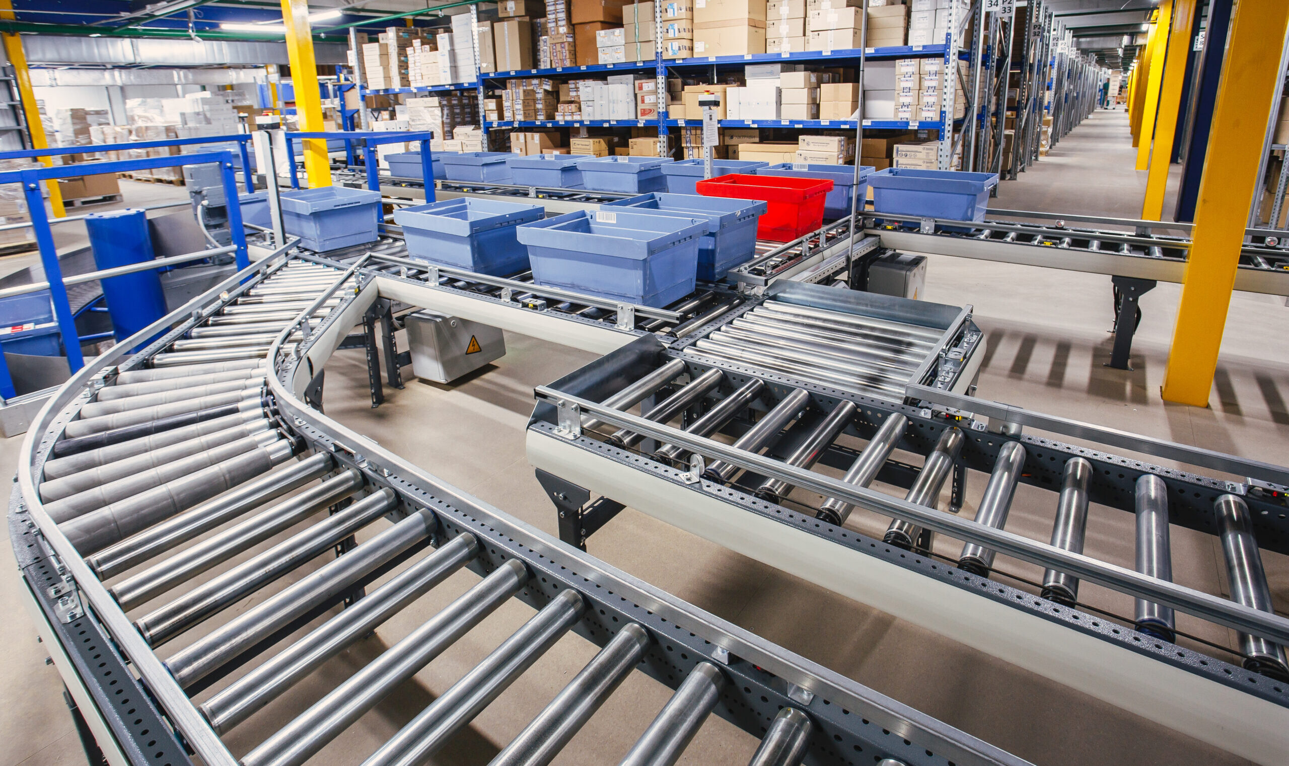 Features of Warehouse Automation of Pharmaceutical Distributor - 8 - kapelou.com
