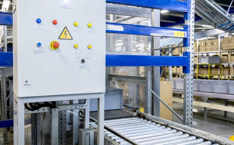 102 m of roller conveyor to automate the automotive distribution with 136,000 SKU - 7 - kapelou.com