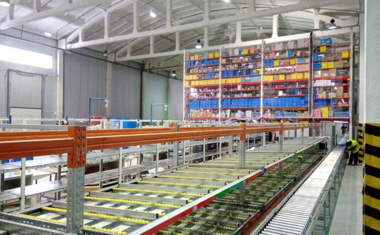 Переезд склада и увеличение мест хранения для дистрибьютора автозапчастей - 12 - kapelou.com