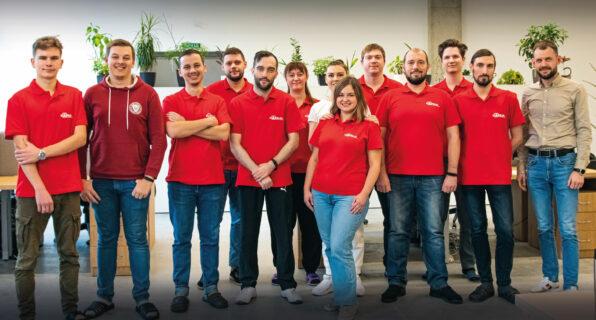 Переїзд IT-департаменту до нового офісу в Харкові - 7 - kapelou.com
